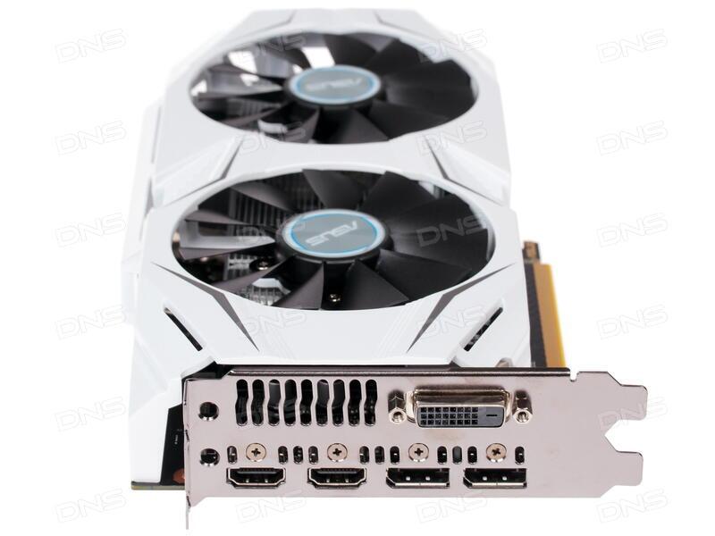 Купить Видеокарта ASUS GeForce GTX 1060 DUAL OC  DUAL-GTX1060-O6G  в ... 9b812f09e39ca