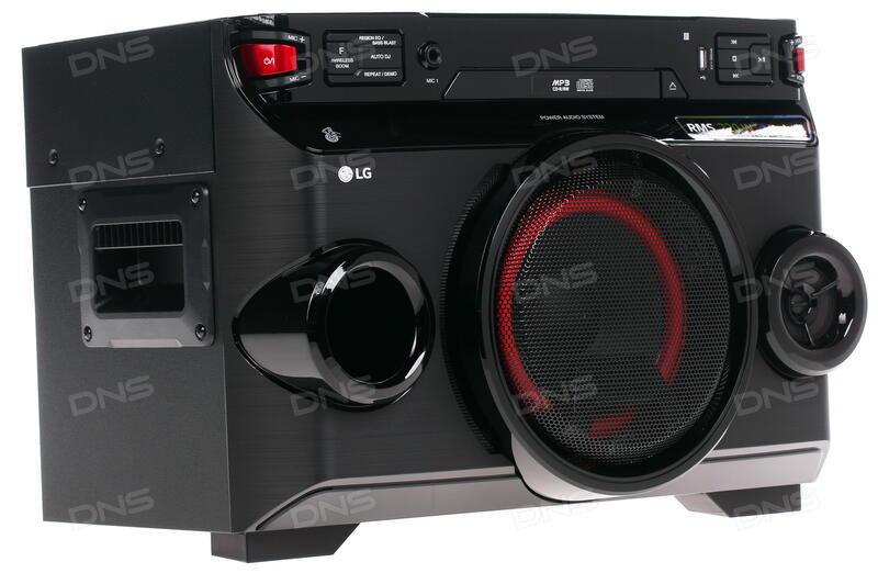 e20d64574429 Купить Домашняя аудиосистема LG OM4560 в интернет магазине DNS ...