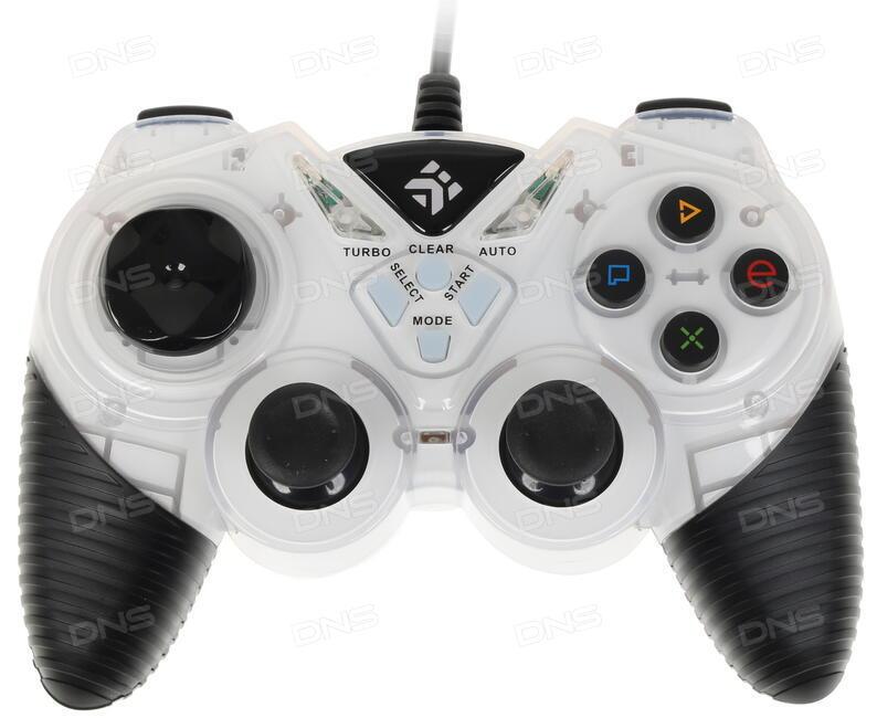 Скачать драйвер для геймпада dexp g 4
