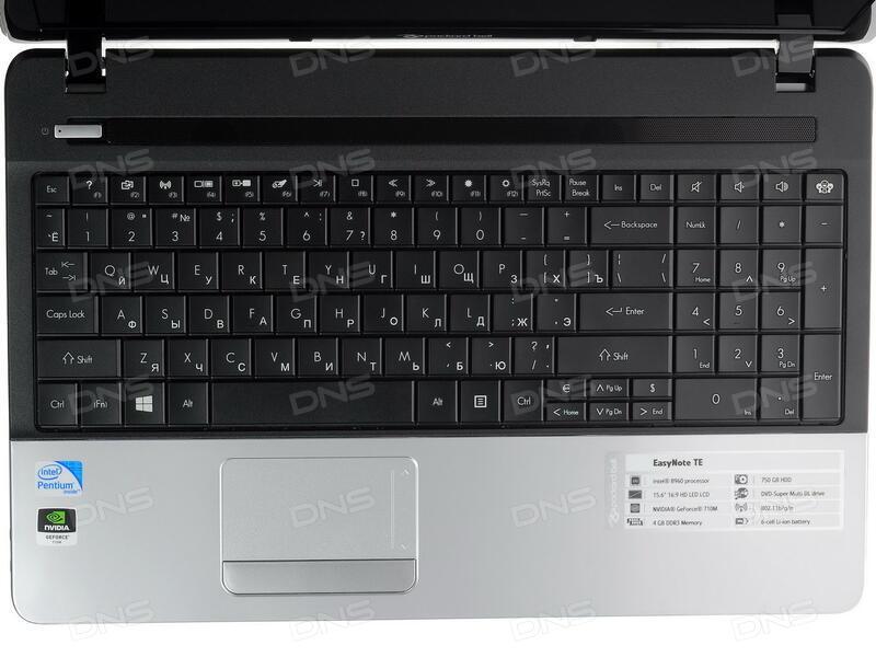 Установка Windows 7 на ноутбук Packard Bell - MINTERESE 50