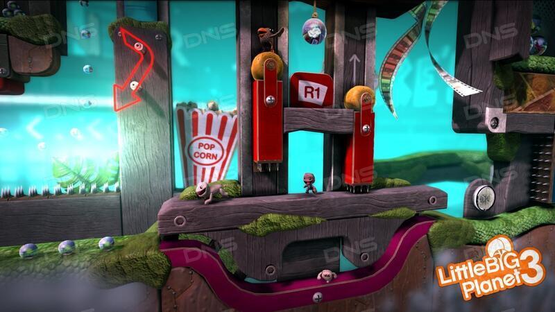 Скачать игру littlebigplanet 3 на компьютер бесплатно