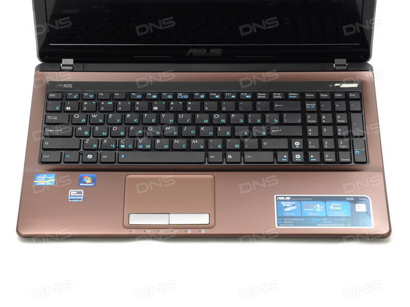 Драйвера для ноутбука Asus K53e