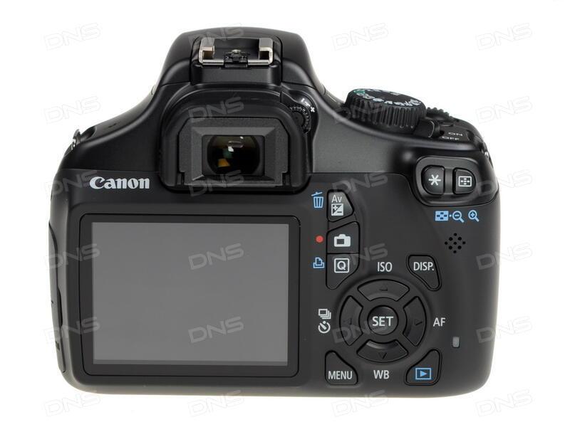 Canon 1100d инструкция скачать