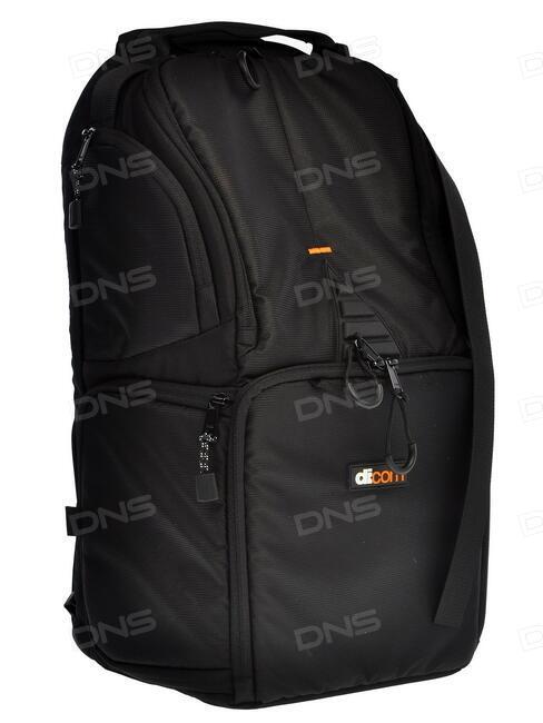 Рюкзак dicom utah 30 черный добавляем предметы в рюкзак actora в чн