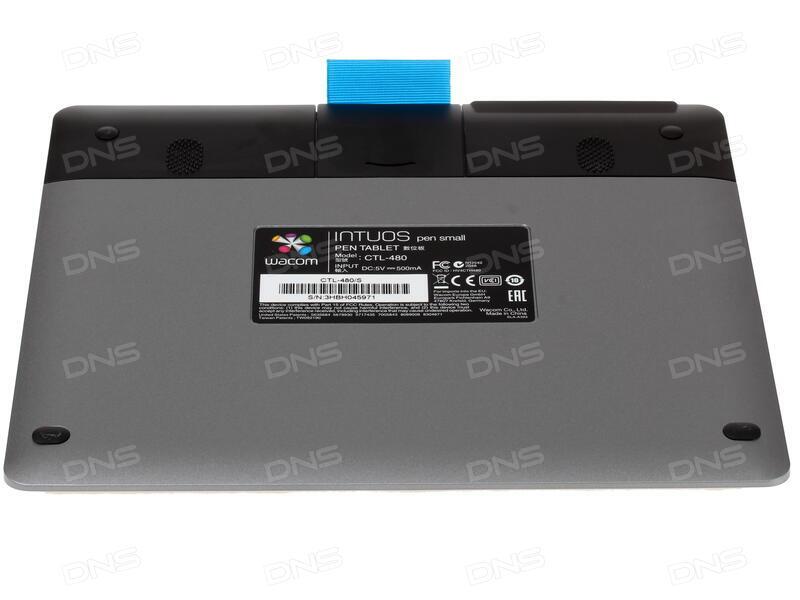 Планшет графический Wacom Intuos 3D Pen&Touch M (CTH-690TK-N) Изображение 1