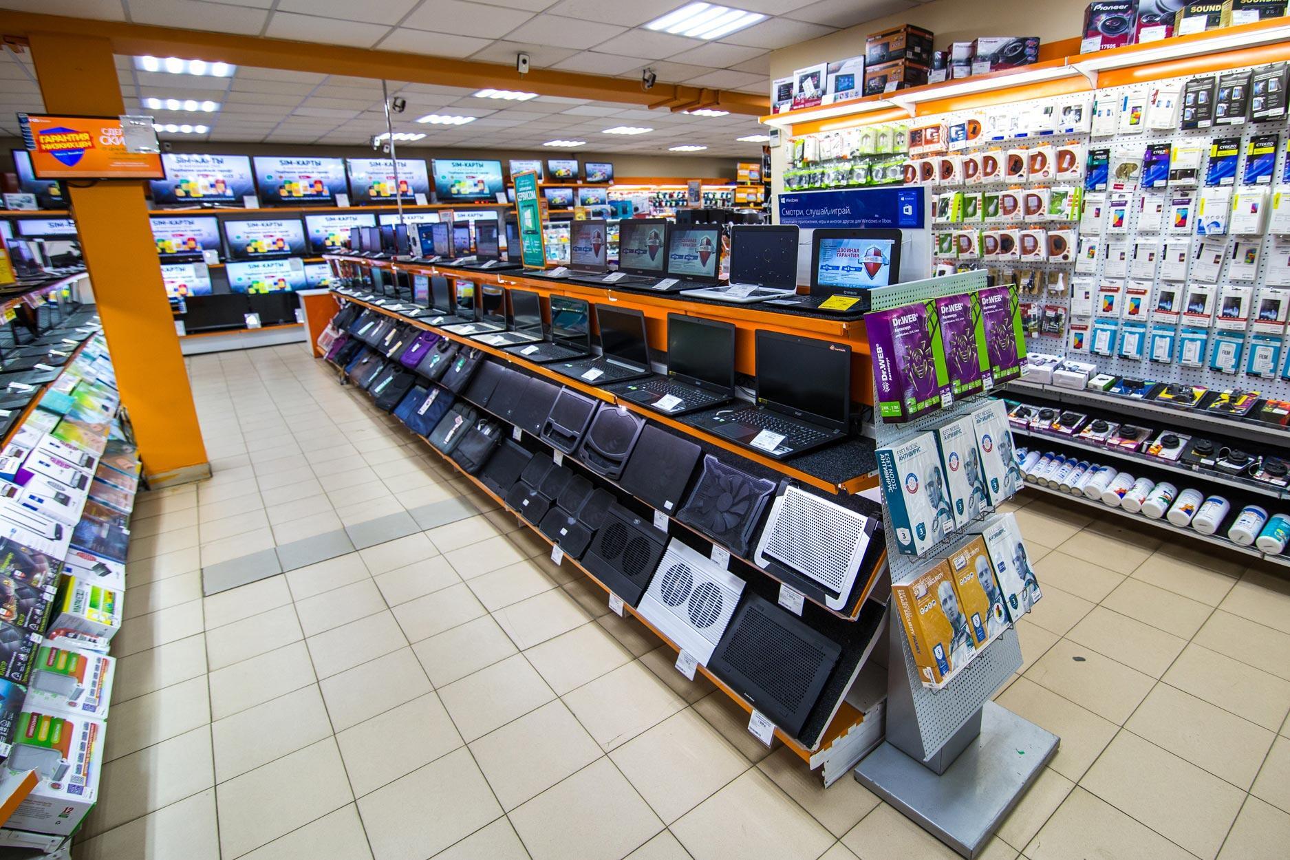 Тула – магазин DNS на Октябрьской   адрес, телефон, часы работы, как  проехать. 5975d068d34