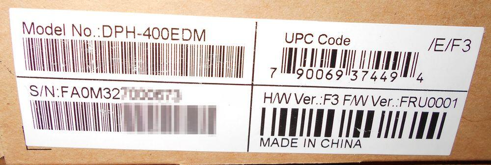 Setevoe oborudovanie - Obzor modulya rasshireniya klavish DPH-400EDM kompanii D-Link.