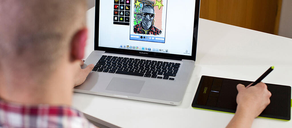 Kompyutery i komplektuyushcie - Kak vybrat graficheskiy planshet (2018)