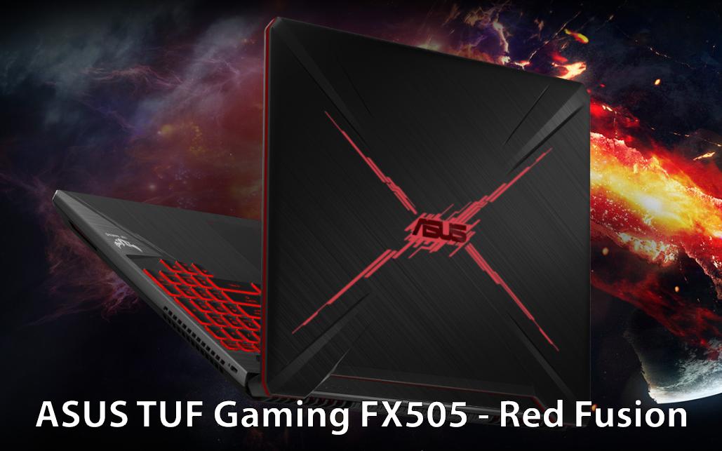 Noutbuki i aksessuary - Obzor igrovogo noutbuka ASUS TUF Gaming FX505