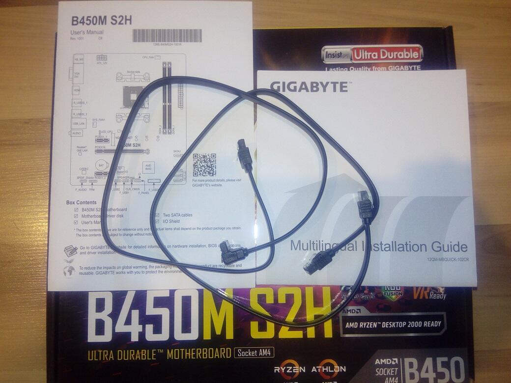 Kompyutery i komplektuyushcie - Obzor GIGABYTE B450M S2H - byudzhetnyy ideal pod AM4 formata mATX