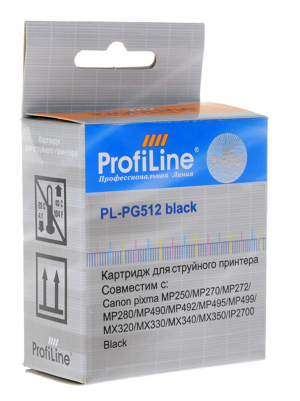 Набор картриджей Canon PG-510/CL-511 для PIXMA MP260. Чёрный/Цветной.