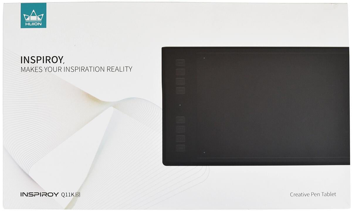 Периферия - Обзор графического планшета Huion Q11K V2 | Клуб