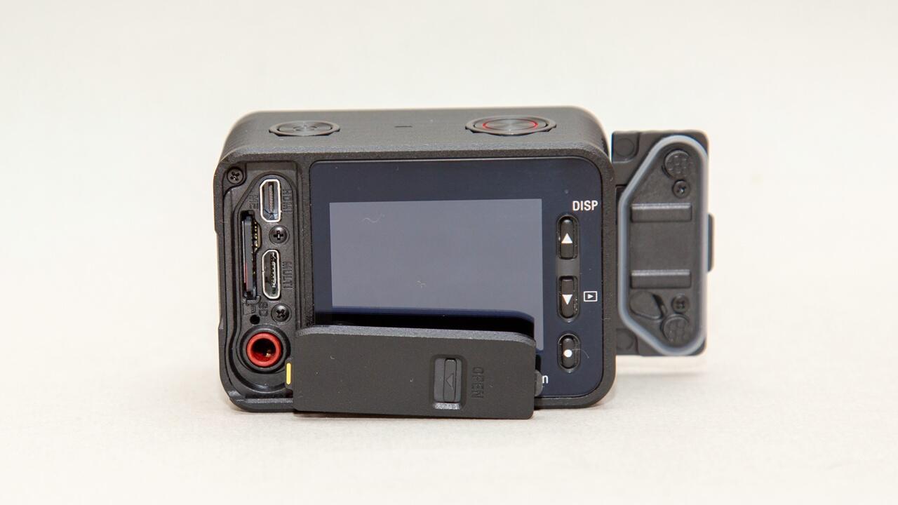 Fototehnika - Obzor Sony DSC-RX0. Kompaktnaya tsifrovaya kamera