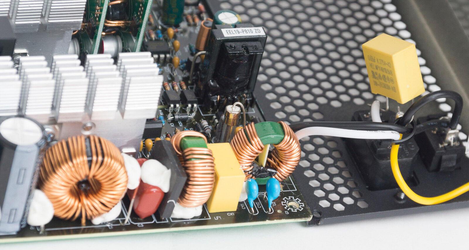 Kompyutery i komplektuyushcie - Obzor i test bloka pitaniya Hiper HPB-700FM