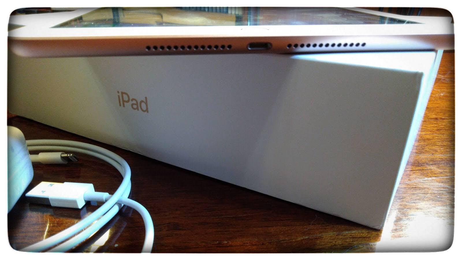 """Personalnyy blog - Apple iPad 2018 - Dostupnyy """"byudzhetnik""""..."""