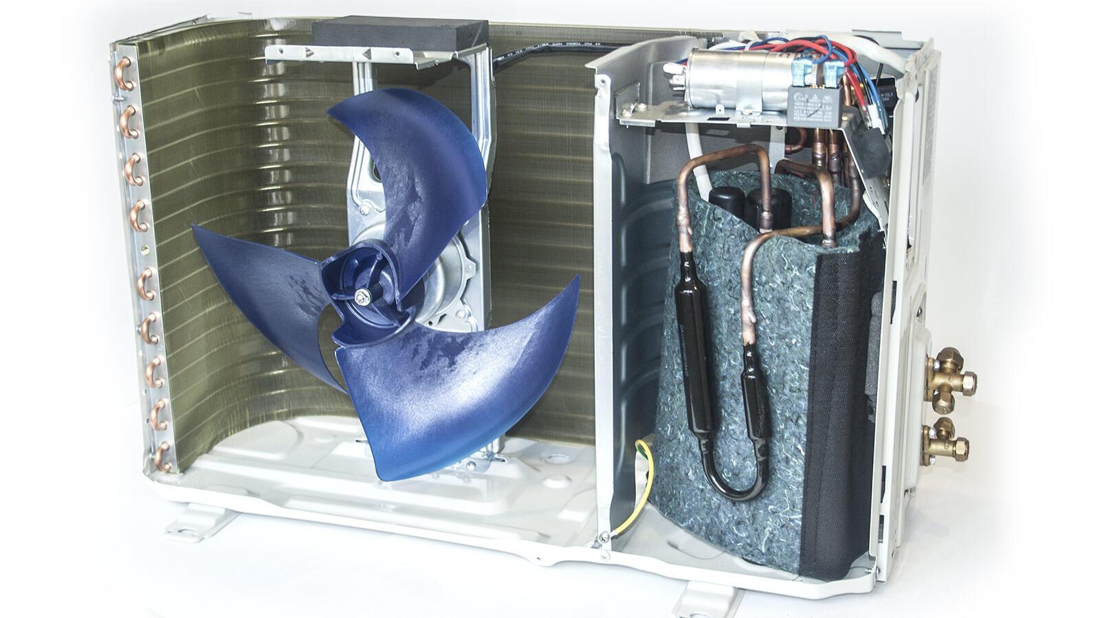 Bytovaya Tehnika - Obzor split-sistemy DEXP AC-R07OMA/W
