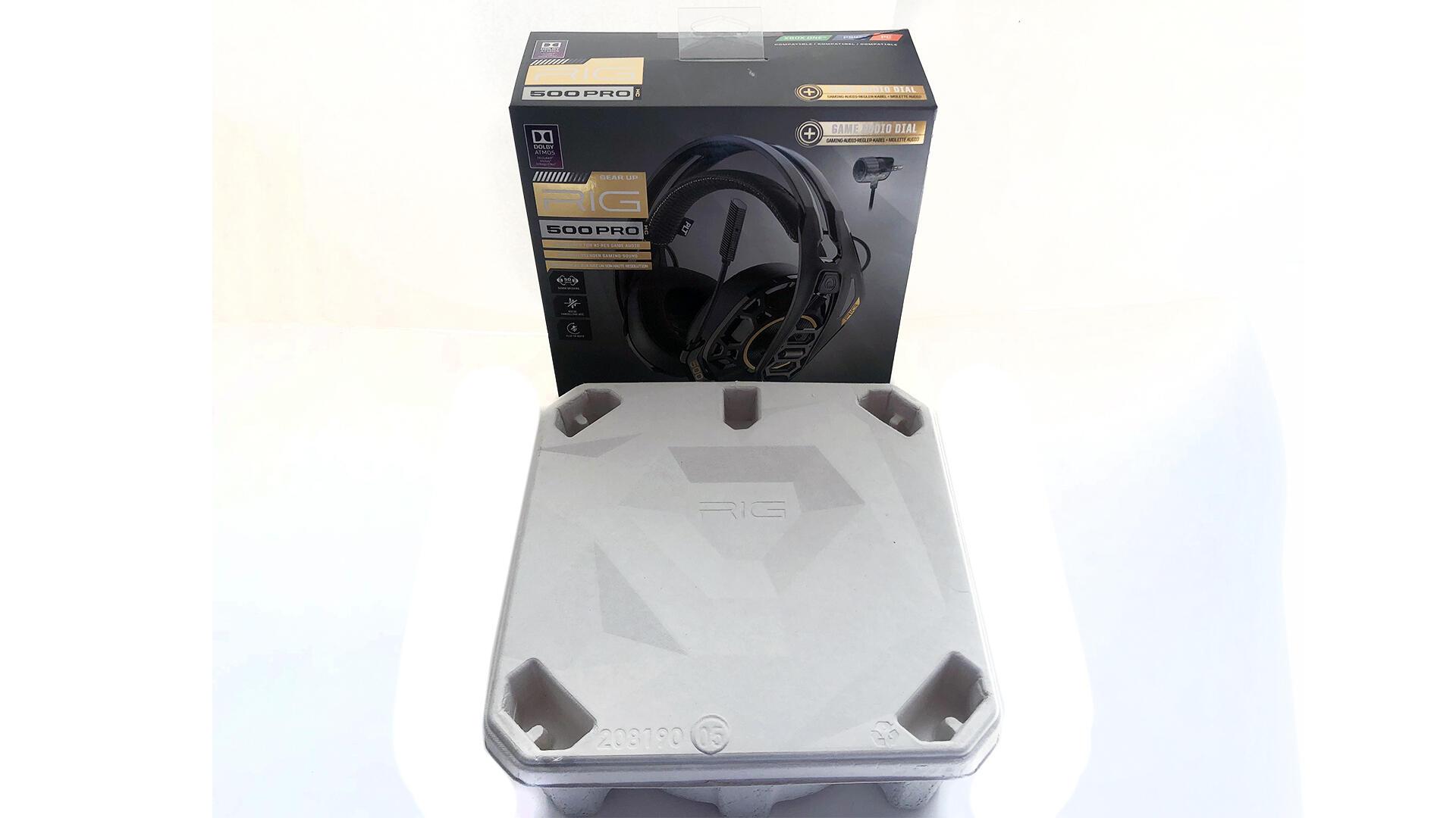 Periferiya - Plantronics RIG 500 PRO HC - garnitura s originalnym dizaynom
