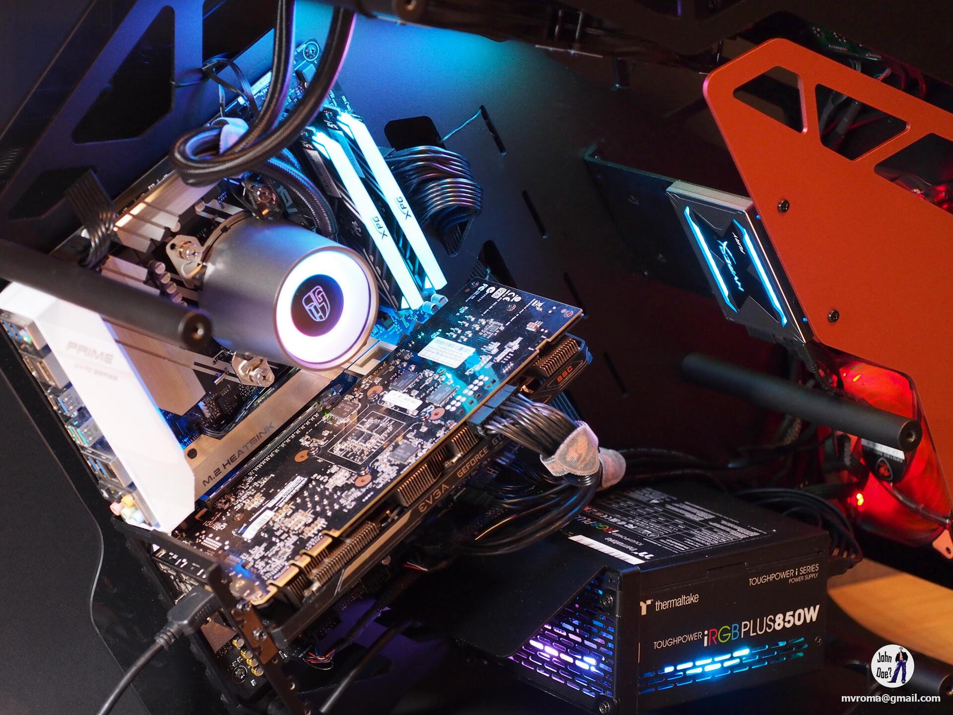 Kompyutery i komplektuyushcie - Obzor Kingston HyperX Fury SSD 240 GB (SHFR200/240G). Prioritet na RGB-podsvetku