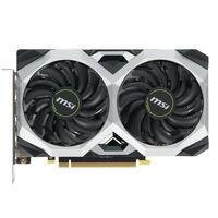 Видеокарта MSI GeForce GTX 1660 SUPER VENTUS XS [GTX 1660 SUPER VENTUS XS]
