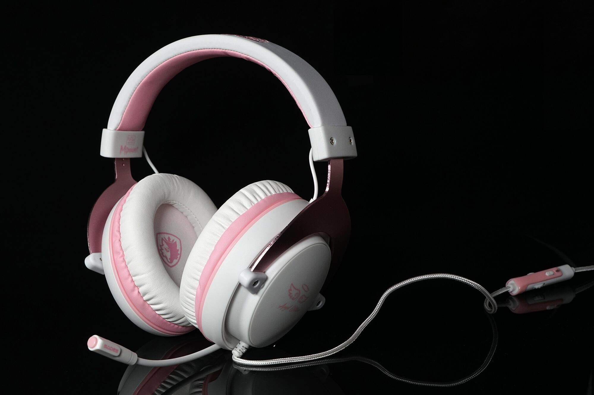 Video i Audio - Sades SA-723 Angel Edition − Devochki tozhe igrayut