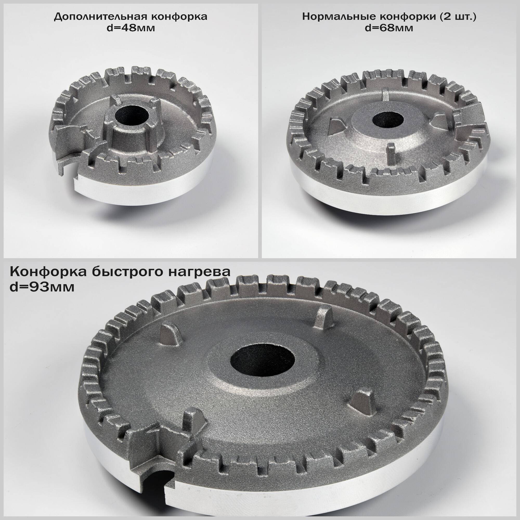 Bytovaya Tehnika - Obzor gazovoy varochnoy poverhnosti Beko HILG64120S
