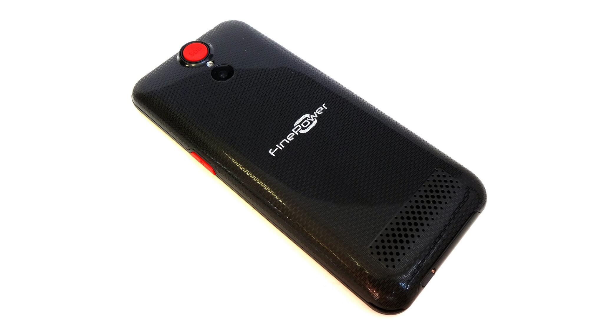 Smartfony i aksessuary - Obzor smartfona FinePower F1. Babushkofon s OS Android.