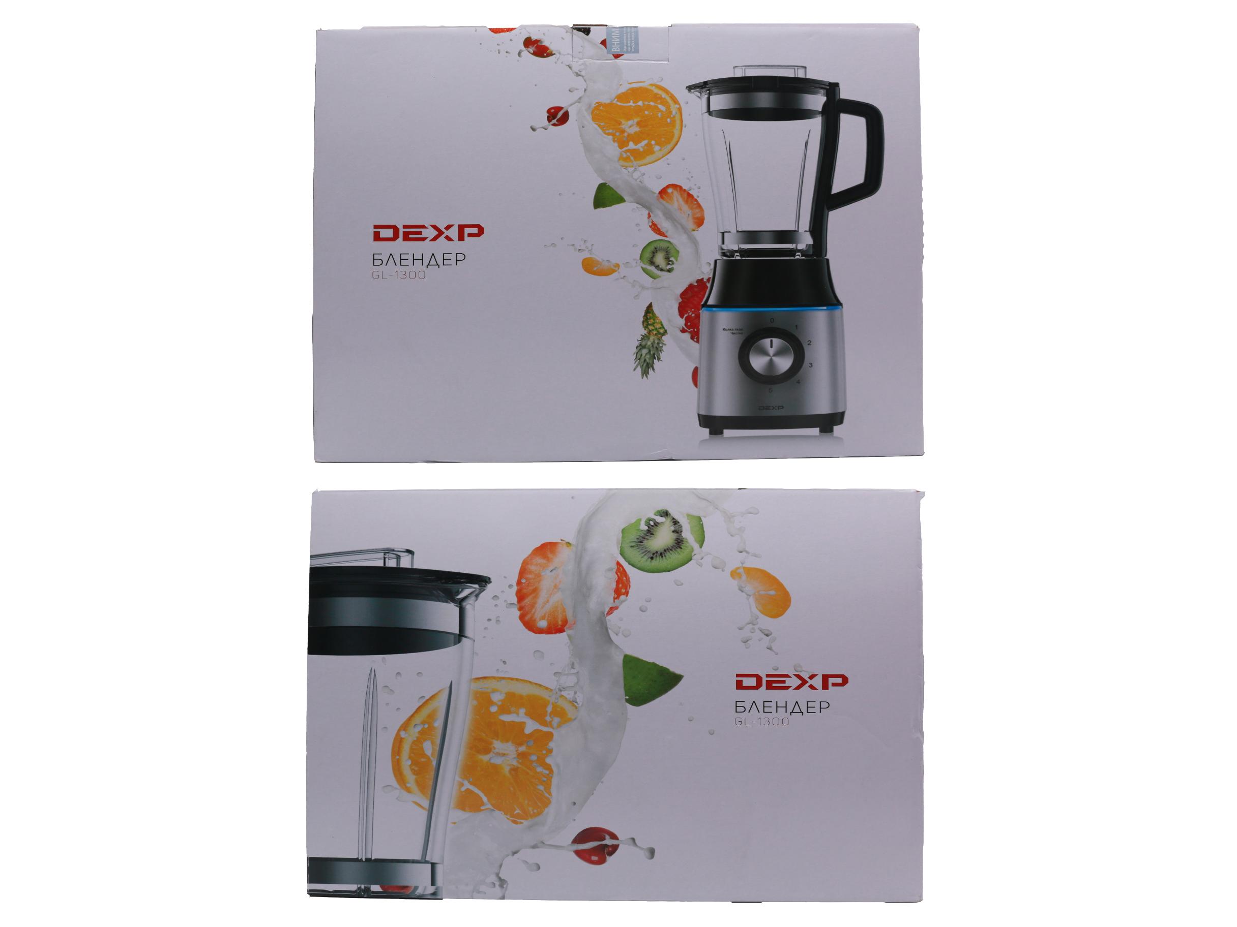 Bytovaya Tehnika - Blender DEXP GL-1300