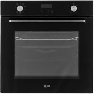 Электрический духовой шкаф LG WSEZD7213B черный
