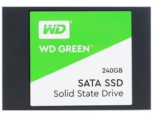 """240 ГБ 2.5"""" SATA накопитель WD Green [WDS240G2G0A]"""