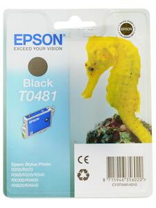 Картридж струйный Epson T0481 (C13T04814010)