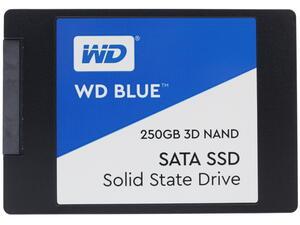 """250 ГБ 2.5"""" SATA накопитель WD Blue [WDS250G2B0A]"""