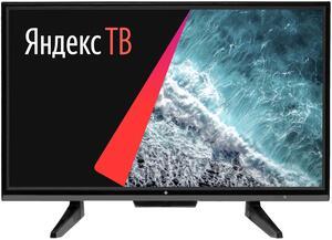 """24"""" (60 см) Телевизор LED DEXP H24F8000Q черный"""