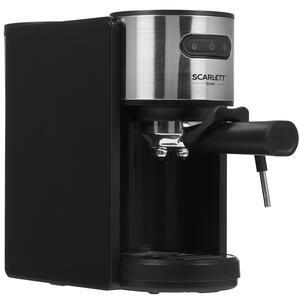 Кофеварка рожковая Scarlett SC-CM33021 черный
