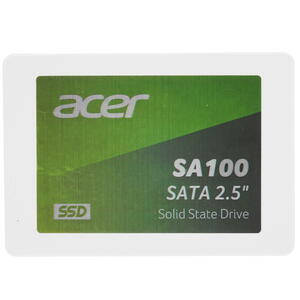 120 ГБ SSD-накопитель Acer SA100 [BL.9BWWA.101]