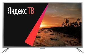 """55"""" (139 см) Телевизор LED DEXP U55F8000Q/G серый"""