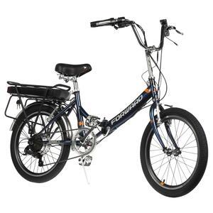 Электровелосипед Forward DUNDEE 20 синий