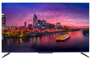 """55"""" (139 см) Телевизор LED TCL 55C715 серый"""