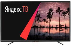 """39"""" (99 см) Телевизор LED DEXP H39F8000Q черный"""