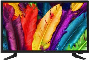 """22"""" (55 см) Телевизор LED DEXP F22F7000E черный"""
