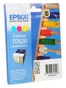 Картридж струйный Epson T0520 (C13T05204010)
