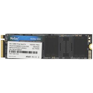 512 ГБ SSD M.2 накопитель Netac N930E Pro [NT01N930E-512G-E4X]