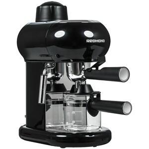Кофеварка рожковая Redmond RCM-1521 черный
