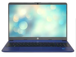 """15.6"""" Ноутбук HP 15s-fq2019ur синий"""