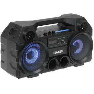 Портативная аудиосистема Sven PS-580 черный