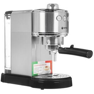 Кофеварка рожковая Vitek VT-1515 серебристый
