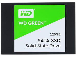 """120 ГБ 2.5"""" SATA накопитель WD Green [WDS120G2G0A]"""