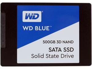 """500 ГБ 2.5"""" SATA накопитель WD Blue [WDS500G2B0A]"""