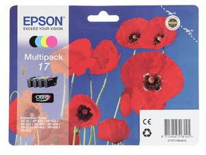 Набор картриджей Epson 17 (C13T17064A10)