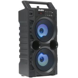 Портативная аудиосистема Sven PS-440 черный