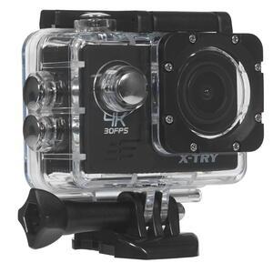 Экшн-камера X-TRY XTC162 черный